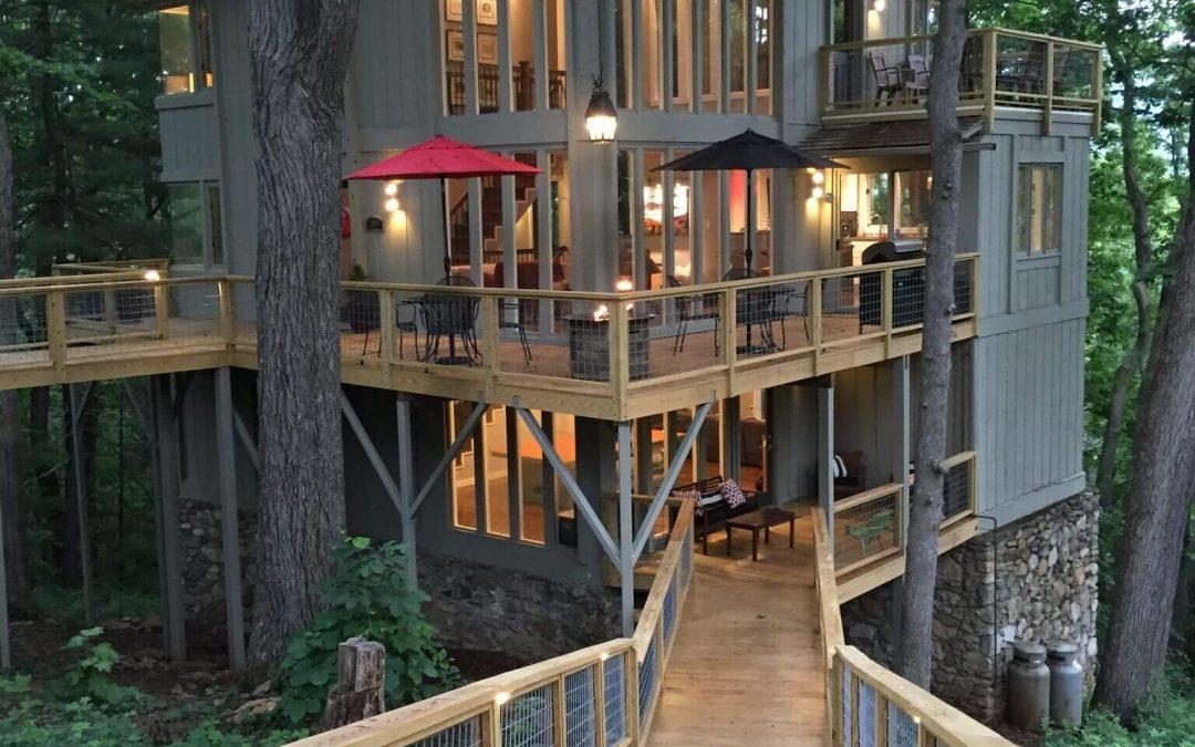Tree Tops Deck